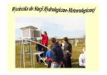 7.wycieczka do stacji Hydrologiczno-M