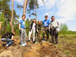 27 akcja las